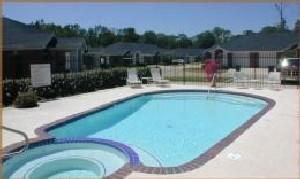 Pool at Listing #138528