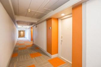 Hallway at Listing #139114