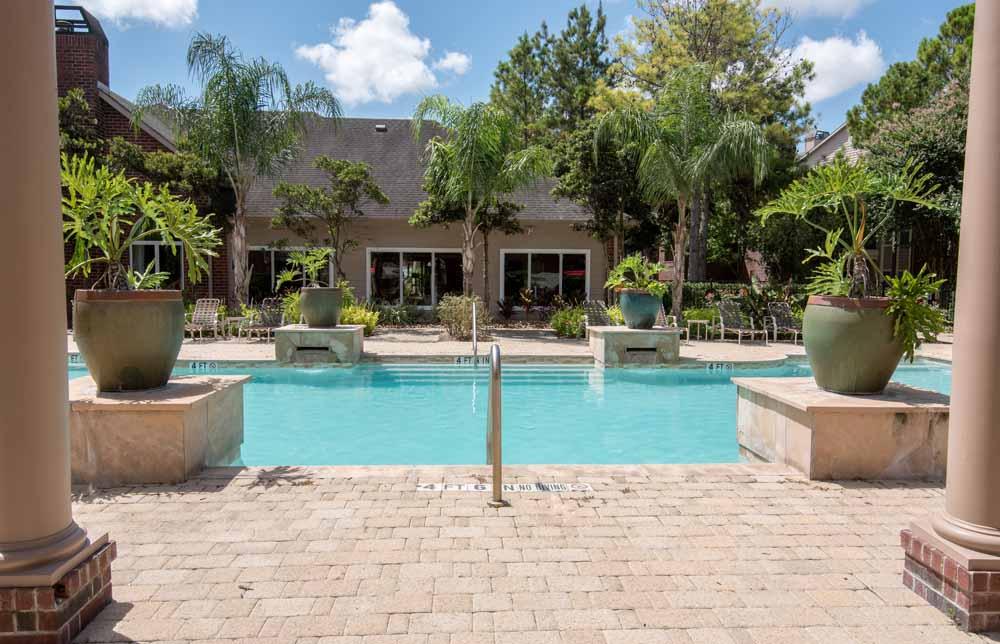 Pool at Listing #138681