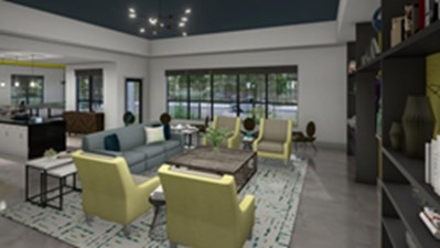 Clubhouse at Listing #153067