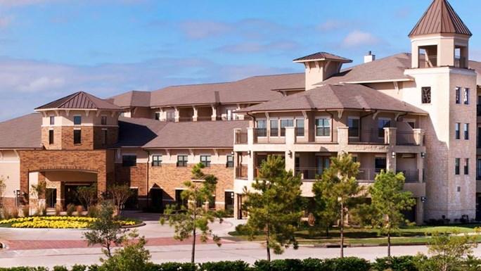 Atria Cinco Ranch Apartments