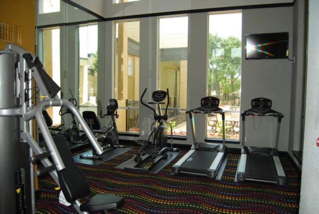 Fitness at Listing #136168