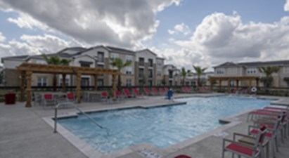 Pool at Listing #292543