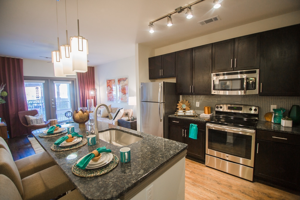 Kitchen at Listing #243612