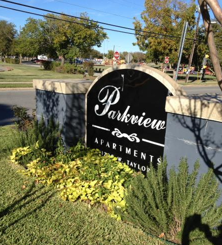 ParkView I & II Apartments Sherman TX