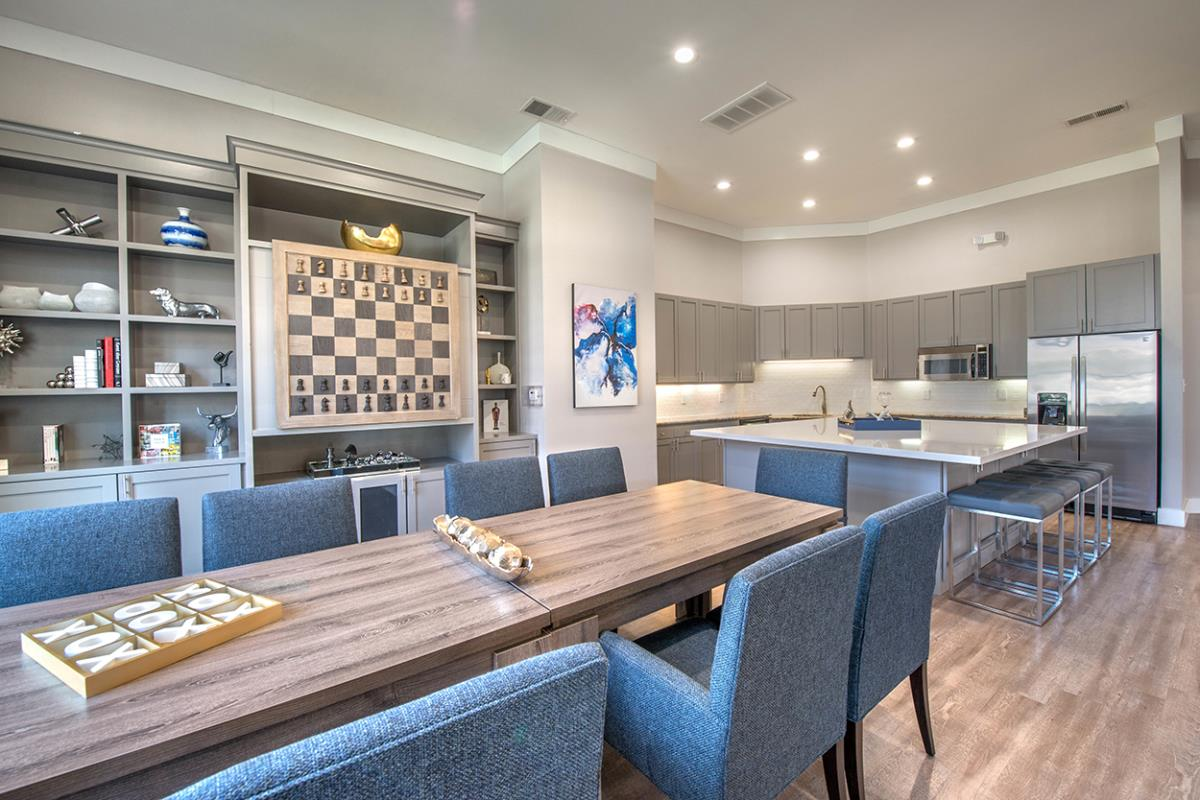 Clubhouse at Listing #138096