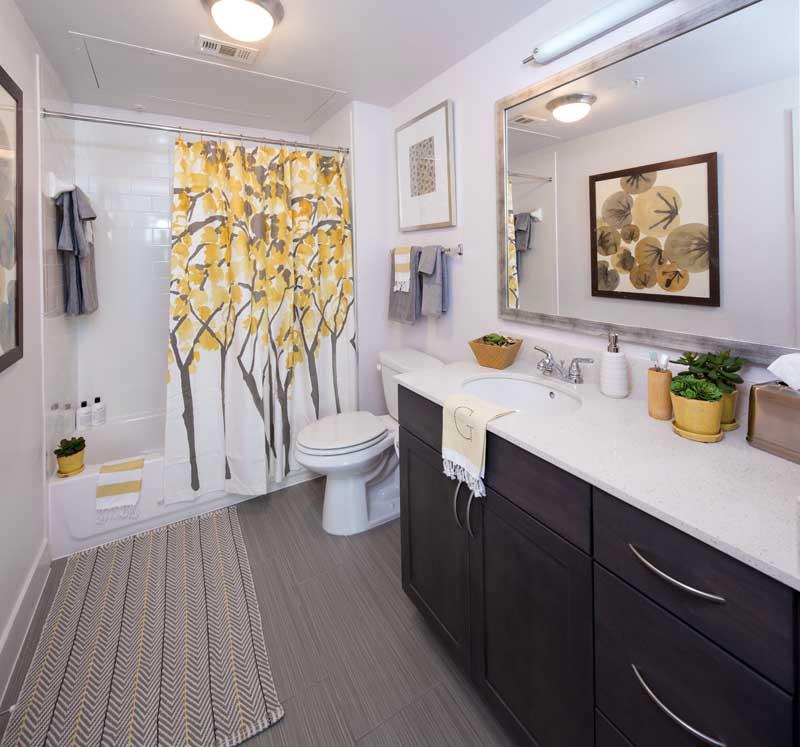 Bathroom at Listing #245248