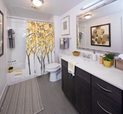 Bathroom at Listing #245248
