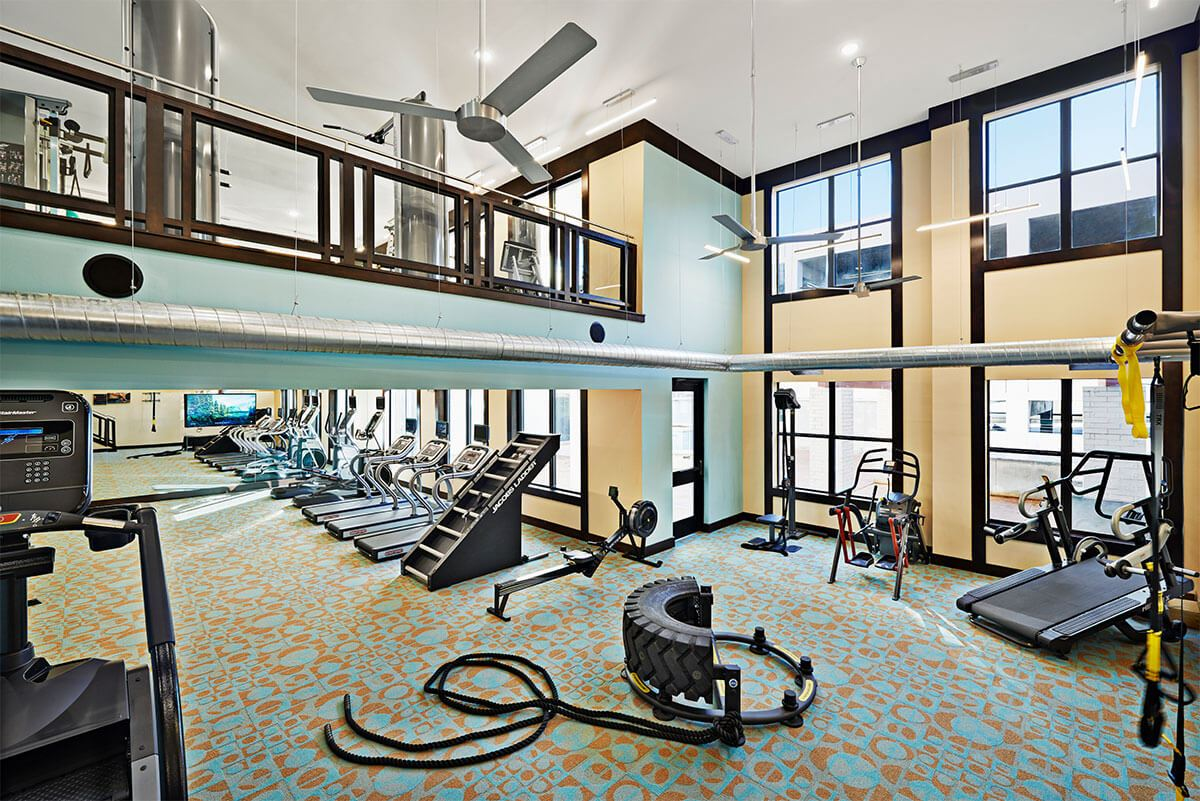 Fitness at Listing #242431
