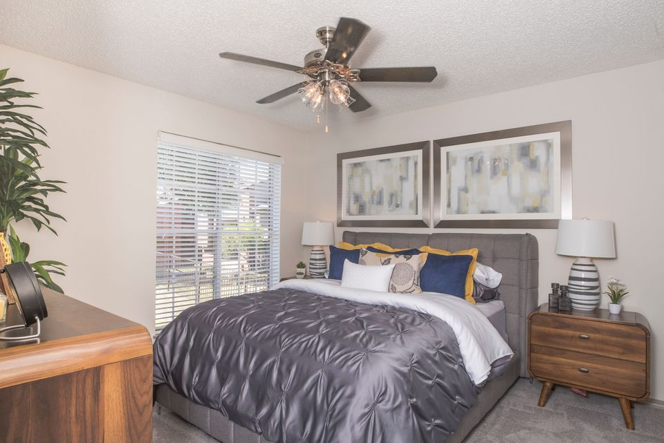 Bedroom at Listing #136306