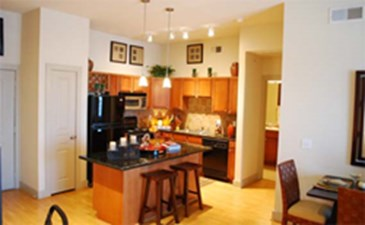 Kitchen at Listing #144177