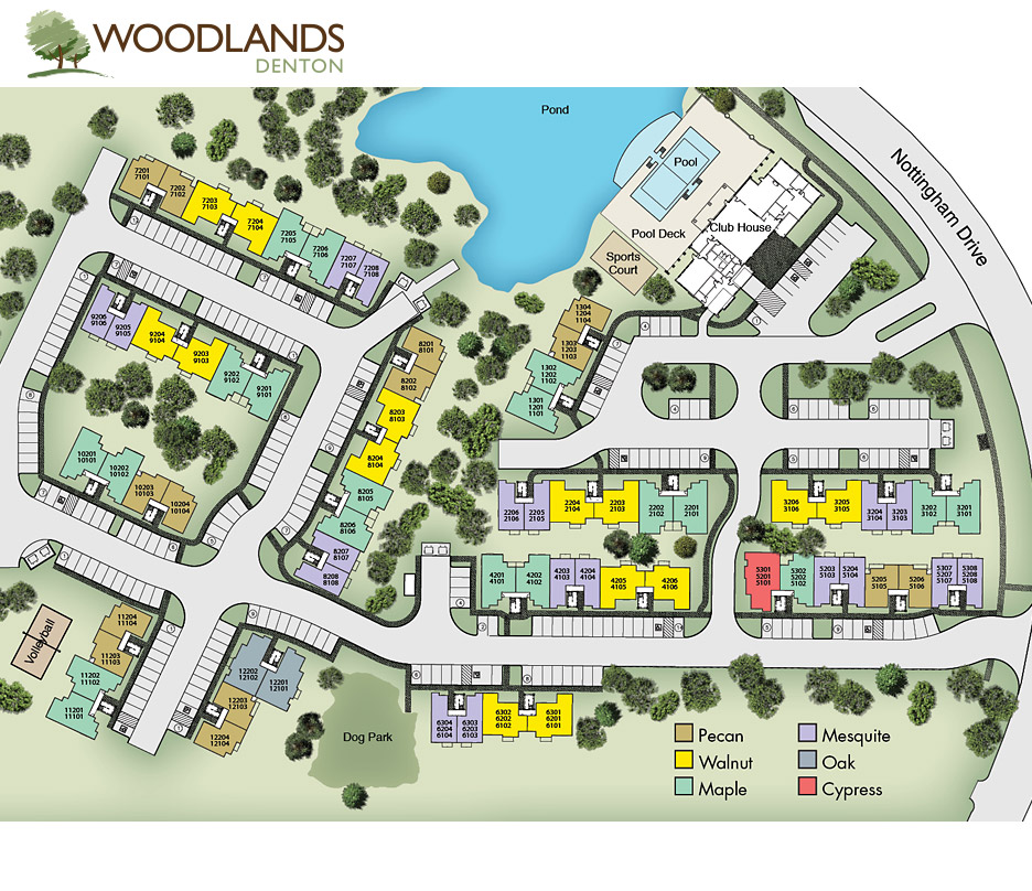 Woodlands Denton I ApartmentsDentonTX