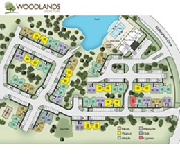 Woodlands Denton I at Listing #242286