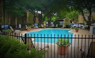 Pool at Listing #139908