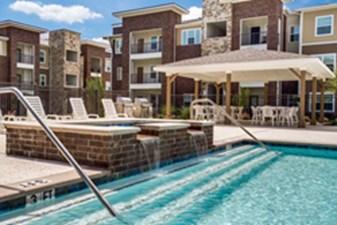 Pool at Listing #303478