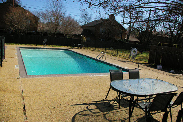 Pool at Listing #135696