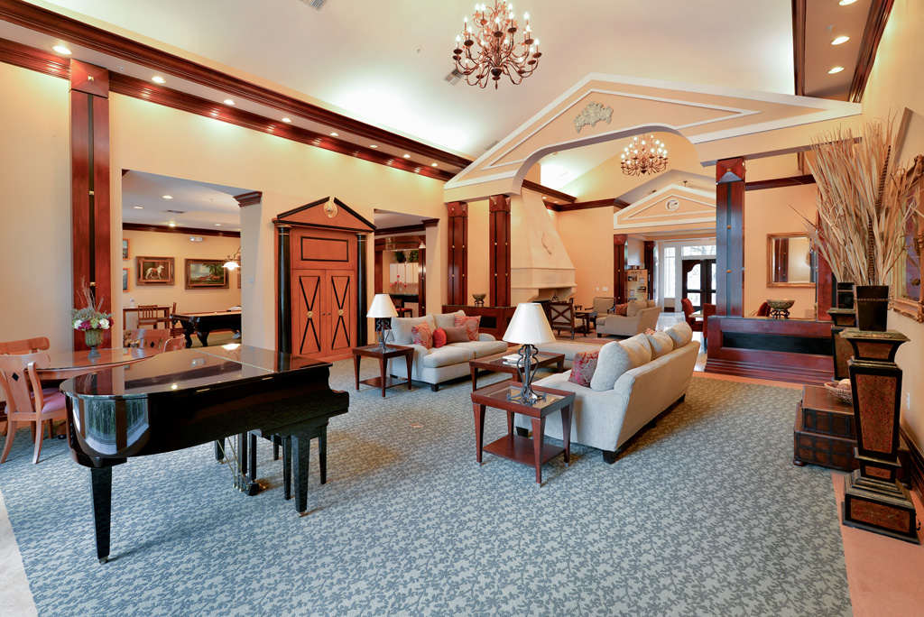 Clubhouse at Listing #137565