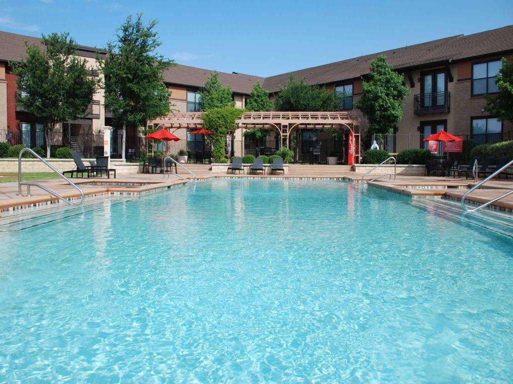 Pool at Listing #138171