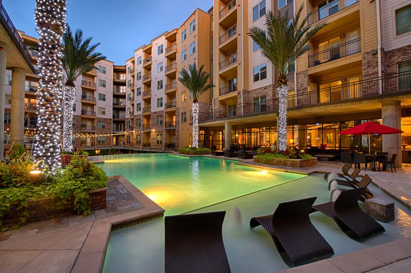 Pool at Listing #239130