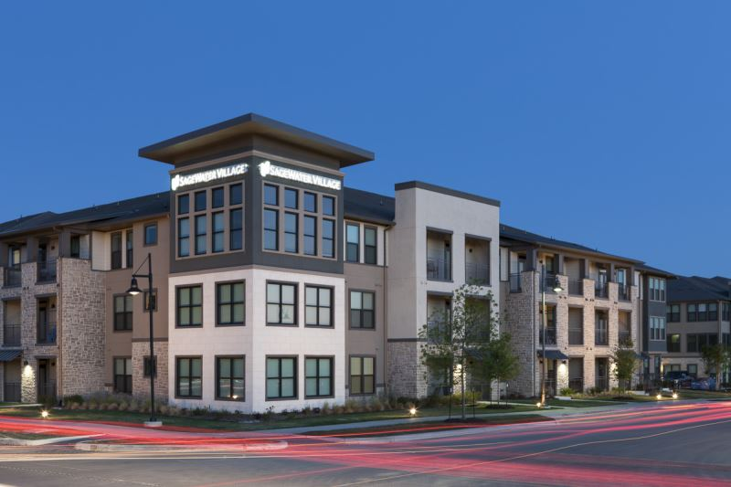 Sagewater Village Apartments Fort Worth TX
