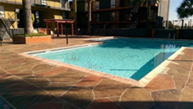 Pool at Listing #141115