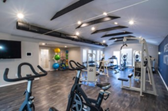 Fitness at Listing #136930