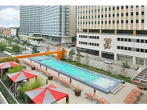 Pool at Listing #137887