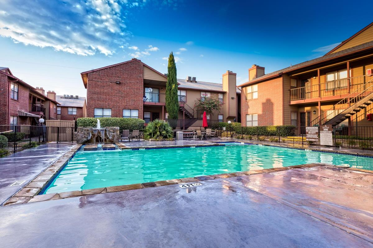 Pool at Listing #135965