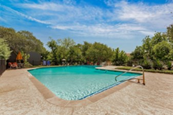 Pool at Listing #140203