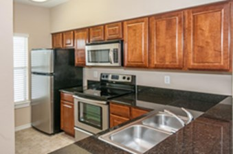Kitchen at Listing #141309
