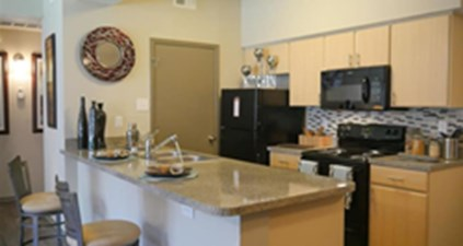 Kitchen at Listing #135932