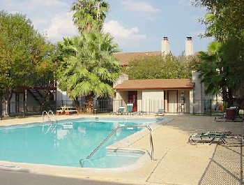 Pool Area at Listing #141246