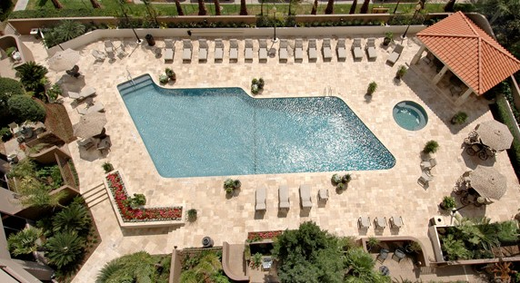 Pool at Listing #139697