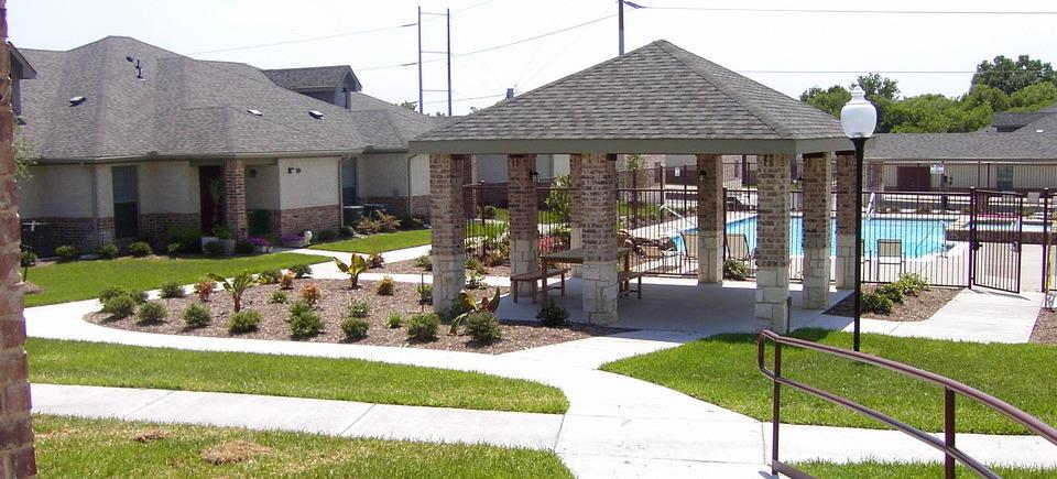 Pool at Listing #147872