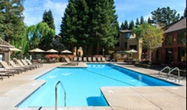 Pool at Listing #141383