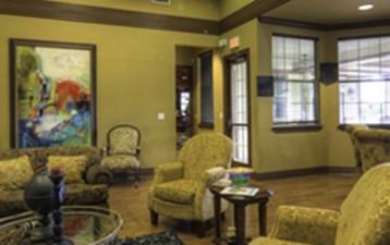 Lobby at Listing #144346