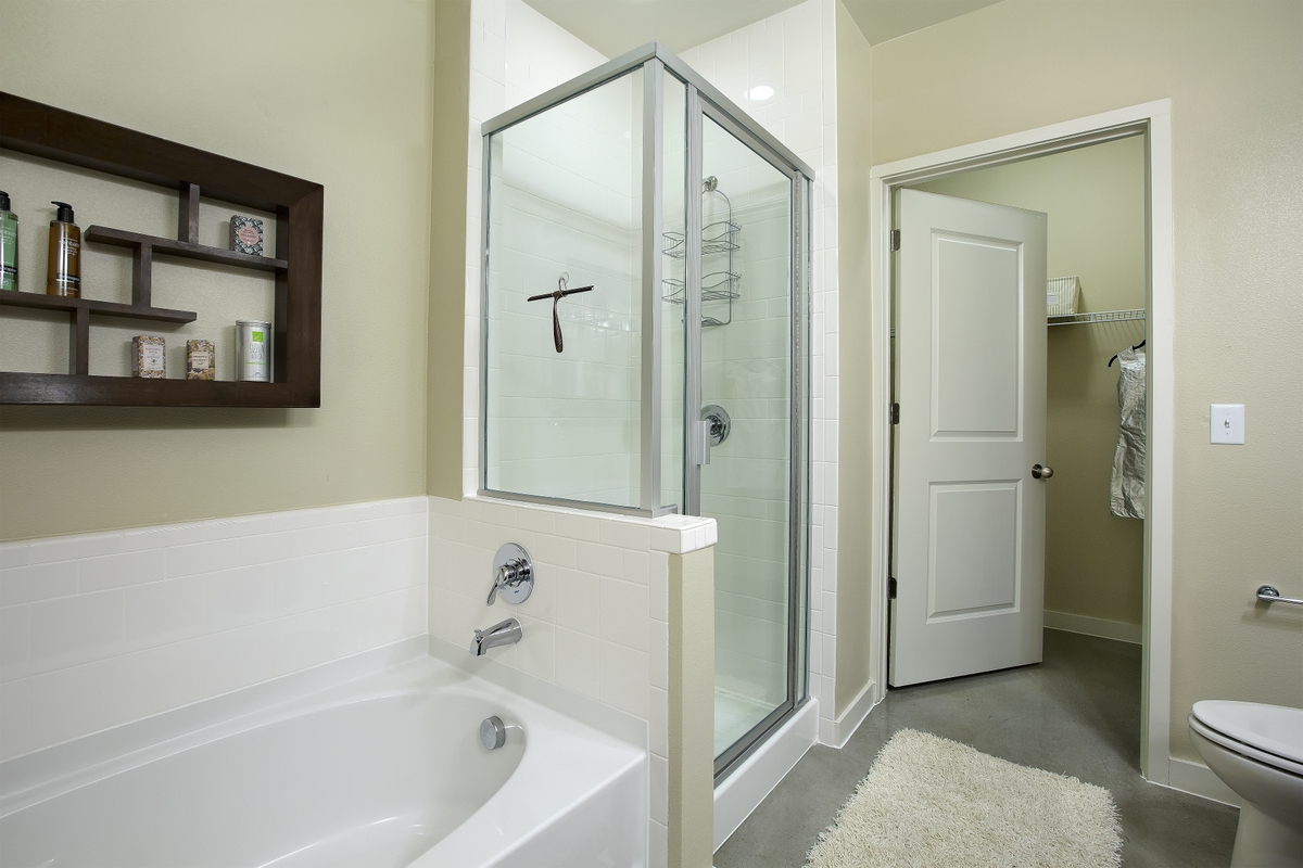 Bathroom at Listing #245761