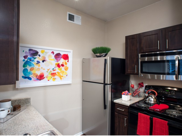 Kitchen at Listing #137627