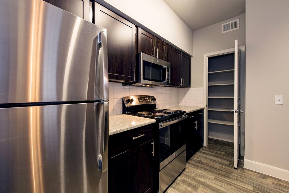 Kitchen at Listing #145779