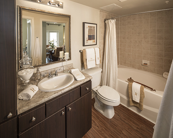Bathroom at Listing #251432