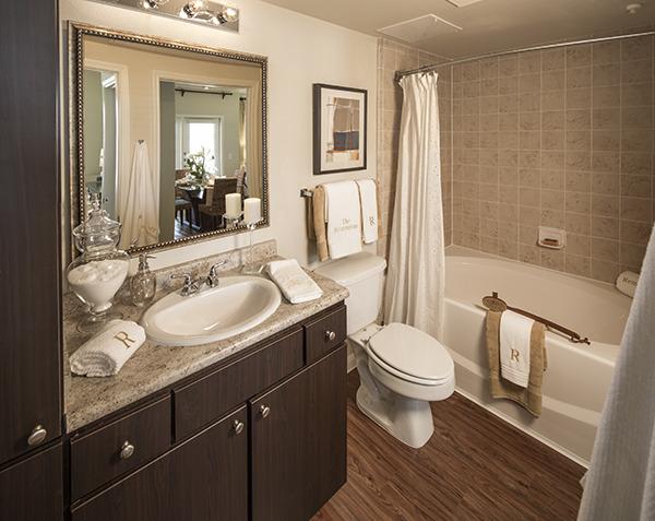 Bathroom at Listing #251432