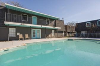 Pool at Listing #140714