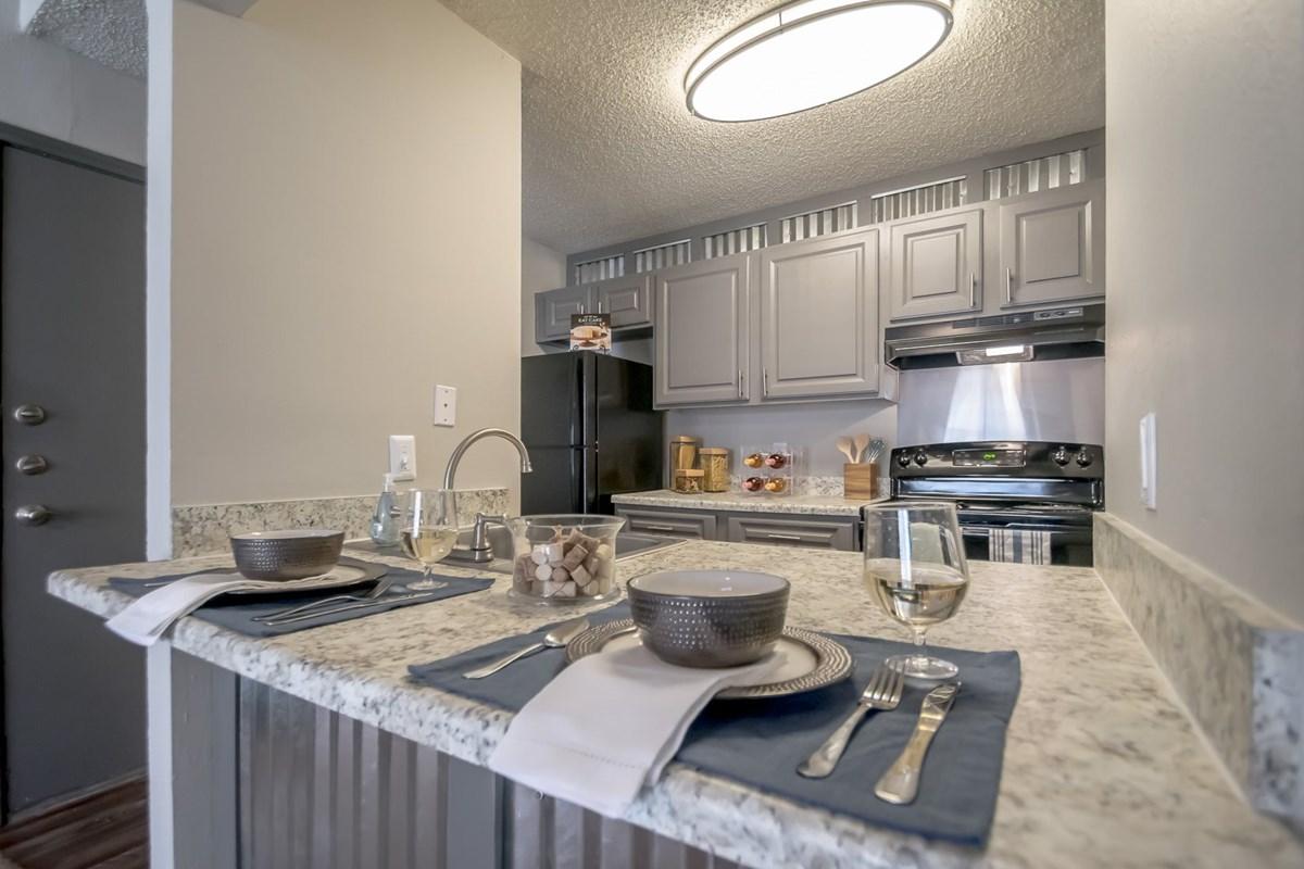 Kitchen at Listing #140901