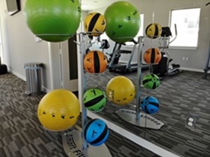 Fitness at Listing #305681