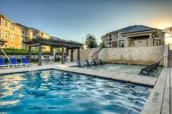 Pool at Listing #292799