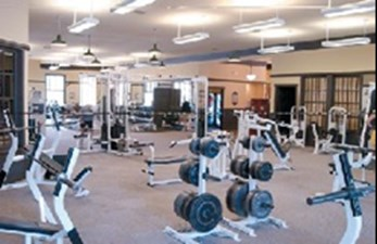 Fitness Center at Listing #140648