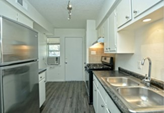 Kitchen at Listing #256793