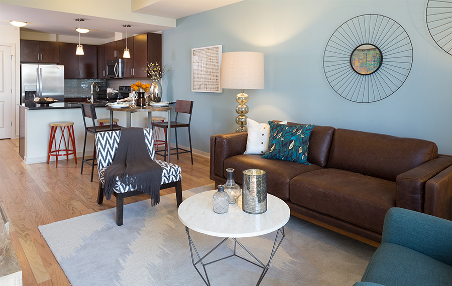 Living Area at Listing #226167