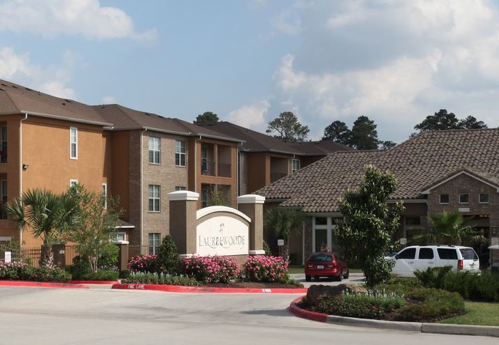 Laurelwoode Apartments Magnolia, TX