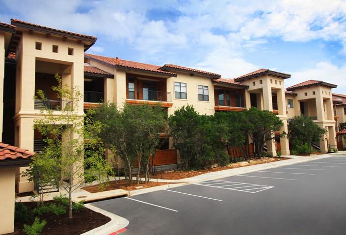 Bell Quarry Hill Apartments Austin TX
